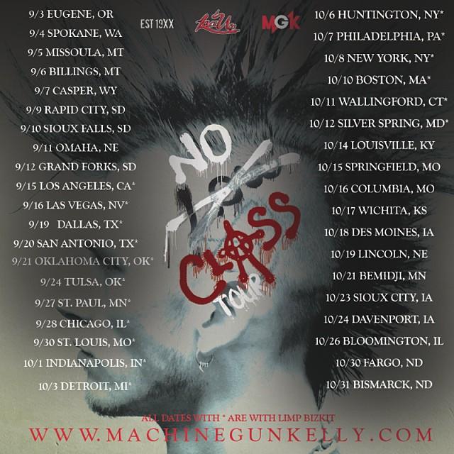 No Class Tour