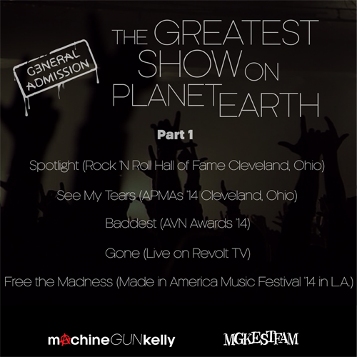 the greatest show on planet earth pt1